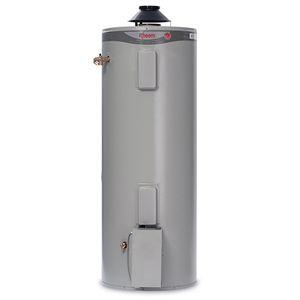 Install Gas Hot Water Cylinder